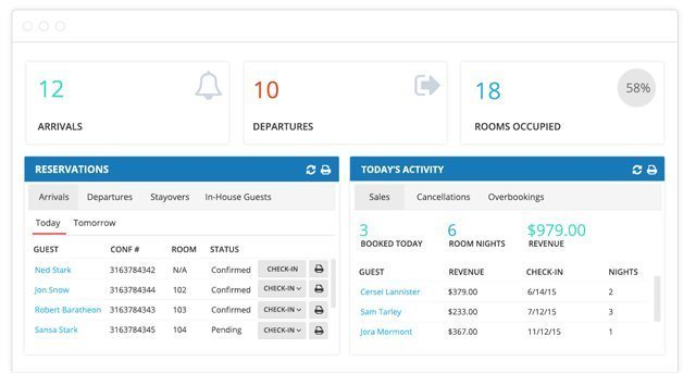 myfrontdesk dashboard property management system