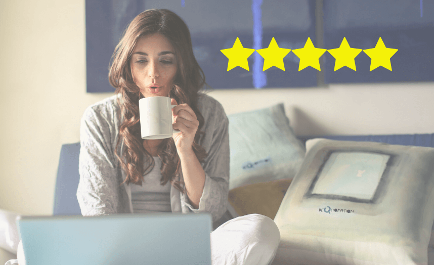 online guest reviews