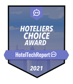 HotelTechAwards - Hotelier's Choice 2021