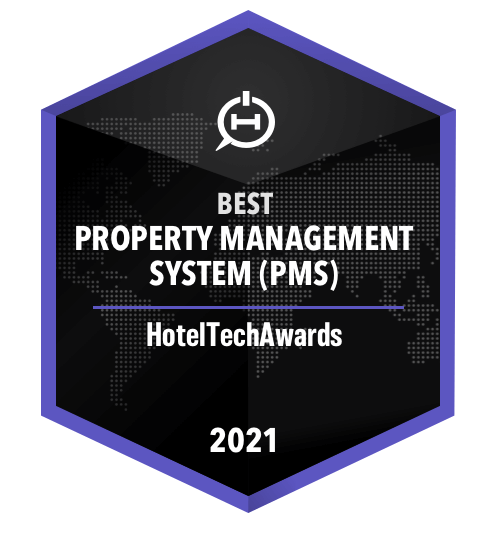 hotel tech report awards- mejor PMS 2021